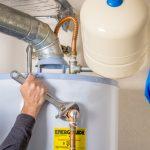 Overflowing hot water system Morayfeild